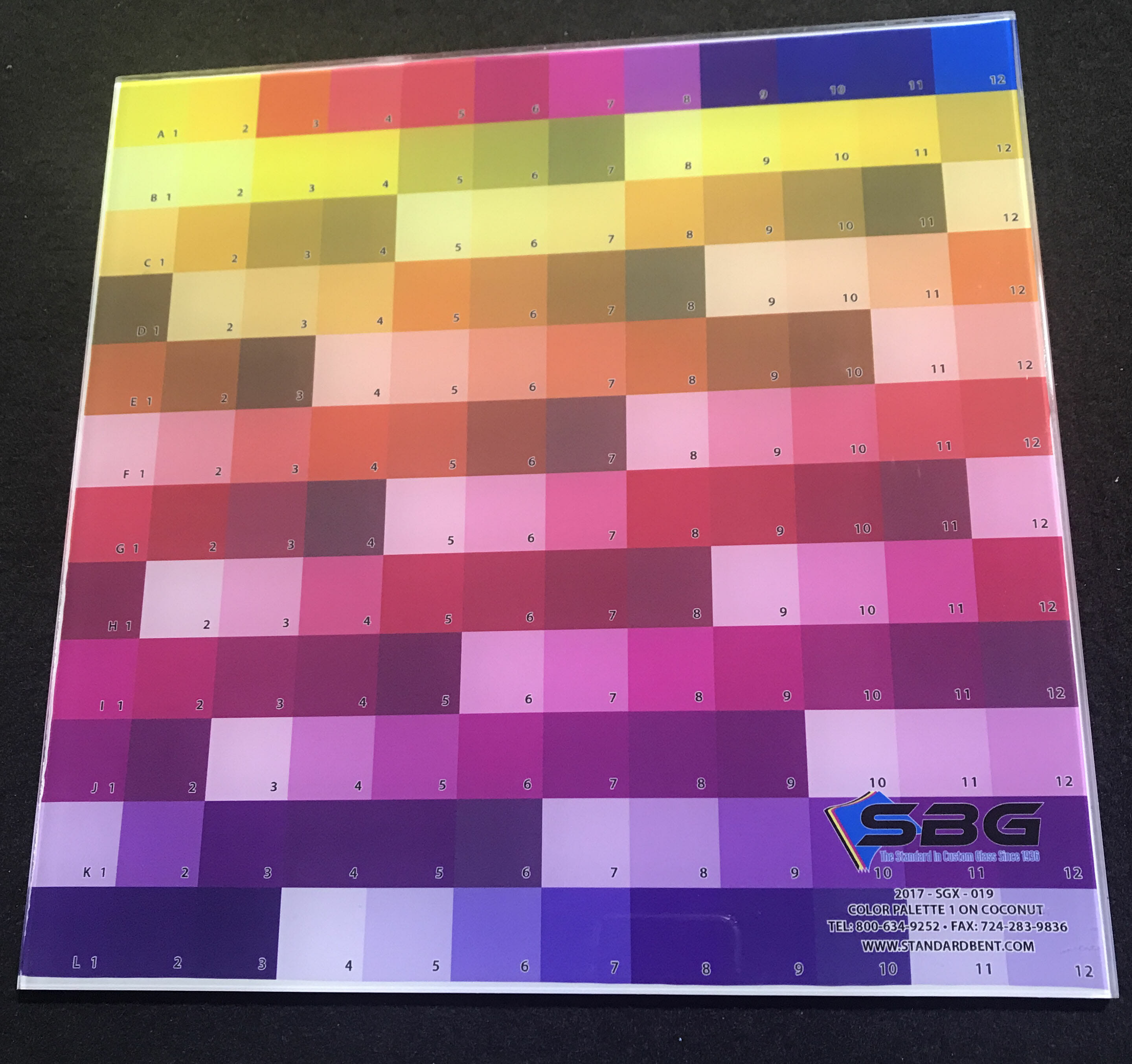 Sgx 019 Color Palette 1 On Clear Sbg